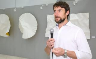 Pablo Smidt expondrá en la Noche de Arte [VIDEO]