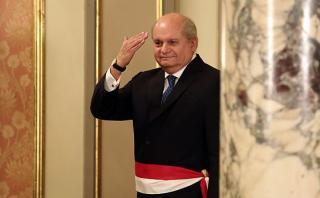 Pedro Cateriano será citado por adquisición de satélite peruano
