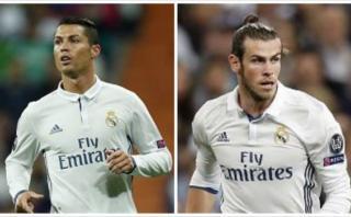 Real Madrid: Cristiano y Bale son bajas ante el Espanyol