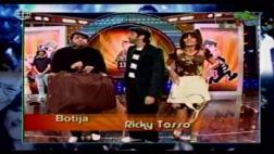 Ricky Tosso y el día en que hizo reír a 'Chespirito' [VIDEO]