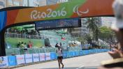 Juegos Paralímpicos: las postales de Efraín Sotacuro en Río
