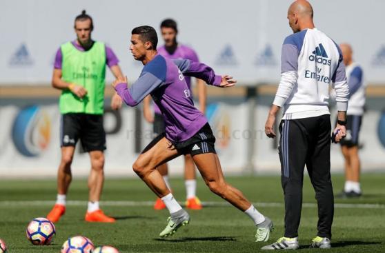 Real Madrid: Cristiano Ronaldo y Bale listos para reaparecer