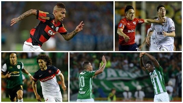 Copa Sudamericana: esta es la programación de la semana