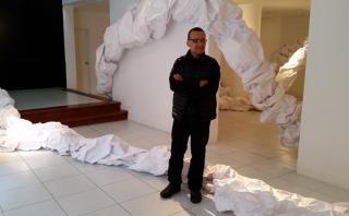 """Carlos Runcie nos guía por la muestra """"Sanzu el río"""" [VIDEO]"""