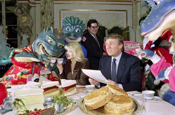 Donald Trump: Las curiosas fotos de la vida del magnate