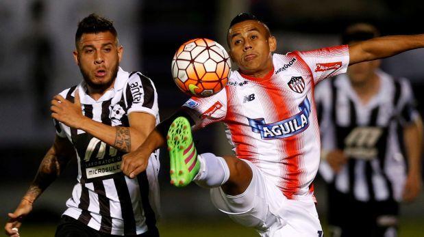 Junior empató 0-0 ante Wanderers por la Copa Sudamericana