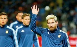 Lionel Messi fue desconvocado de Argentina de manera oficial