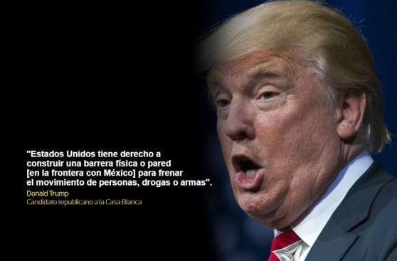 Donald Trump: Las polémicas frases del nuevo presidente