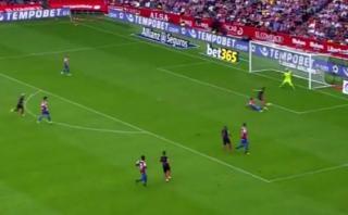 Neymar: su gol y cómo burlar un arquero con el pecho [VIDEO]