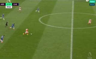 Golazo del Arsenal: espectacular contragolpe de Özil y Alexis