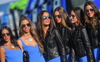 MotoGP: Las bellas Paddock Girls del GP de Aragón [FOTOS]