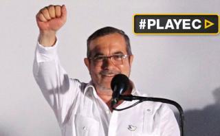 Colombia: Jefe de las FARC pide perdón a víctimas de la guerra