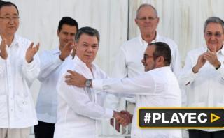 Colombia - FARC: La paz llegó tras 52 años de guerra [VIDEO]
