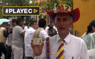 """Se cambió el nombre a """"Paz Colombia"""" por acuerdo con las FARC"""