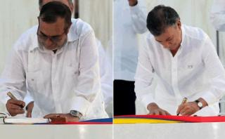 Colombia-FARC: 5 momentos que marcaron la firma del acuerdo