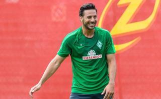 Claudio Pizarro sigue recuperándose y confía volver pronto