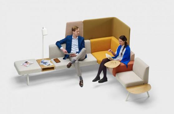 Mueble de oficina se transforma de acuerdo a tus necesidades