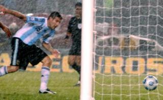 Palermo: el día que fue el héroe de Argentina ante Perú [VIDEO]