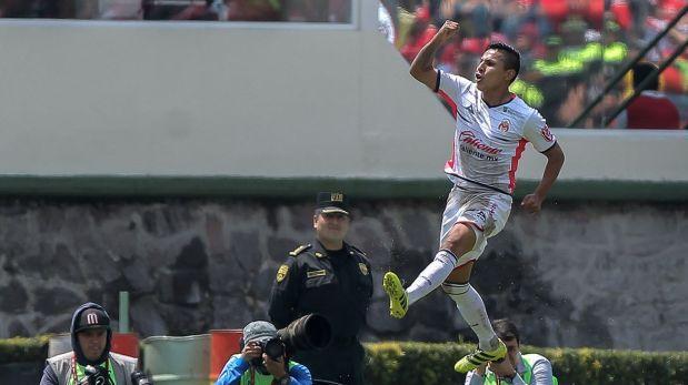 Ruidíaz: prensa azteca destaca su alto rendimiento en Liga MX