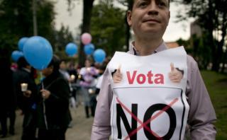"""Colombia - FARC: Yo votaré por el """"No"""" porque... [VIDEO]"""