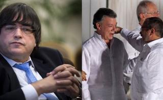 "Jaime Bayly: acuerdo de Santos con FARC es un ""error histórico"""