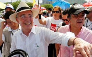 "Colombia: Uribe convoca ""Toma de Bogotá"" contra acuerdo de paz"