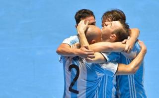 ¡Argentina campeón mundial de futsal por primera vez!