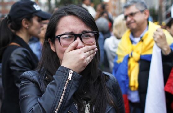 Colombia: El lamento de quienes votaron por el