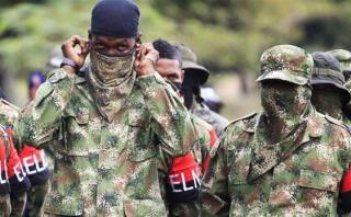"""Colombia: Guerrilla ELN pide """"salida negociada"""" al conflicto"""