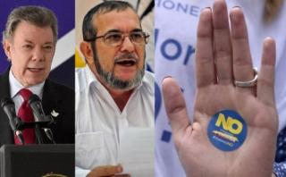"""Colombia se quedaría sin Nobel de la Paz tras triunfo del """"No"""""""