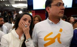 """Colombia: Qué piensan los partidarios del """"Sí"""" tras plebiscito"""