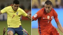 Ecuador vs Chile: día, hora y canal de duelo en Eliminatorias