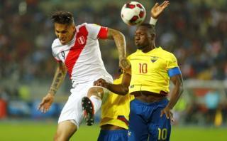 FIFA sancionó a Perú por mala conducta de hinchas ante Ecuador