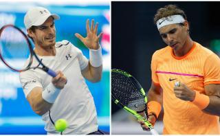 Nadal y Murray avanzan a octavos en el Abierto de Beijing