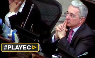 Álvaro Uribe pregunta a Santos si cambiaría acuerdo de paz