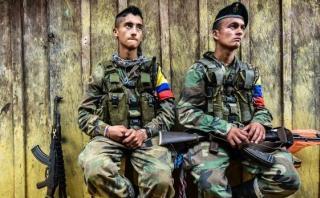 """FARC ordena a guerrilleros trasladarse a """"posiciones seguras"""""""