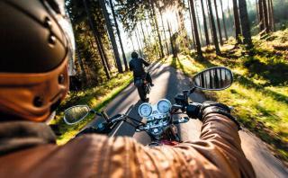 Lo que debes saber si sueñas con viajar en moto [FOTOS]