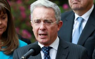 Uribe: Es mejor la paz para toda Colombia que un acuerdo débil