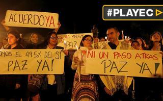 Colombia: Miles tomaron las calles para exigir acuerdo de paz