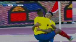 ¿Será el gol de la fecha? Ecuatoriano Ramírez anotó ante Chile