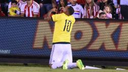 Colombia: con este gol agónico de Cardona venció a Paraguay