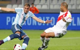 VOTA: ¿Quién fue el peruano de menor rendimiento vs Argentina?