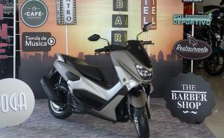 Yamaha lanzó su nueva scooter NMAX en Perú [FOTOS]