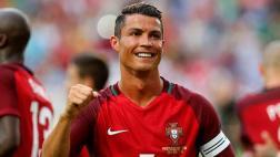 Cristiano Ronaldo: mira el espectacular 'póker' del portugués