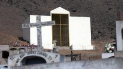 Congreso: Fiscal Ibañez presentará peritajes sobre mausoleo