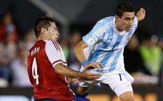 Argentina vs. Paraguay: día, hora y canal del vibrante partido