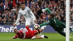 Inglaterra venció 2-0 a Malta por las Eliminatorias europeas