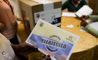 Colombia: Proponen nuevo plebiscito para aprobar acuerdo de paz