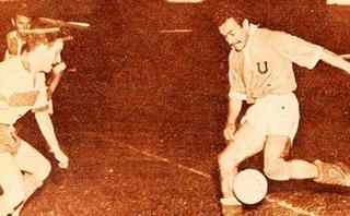 Conoce al peruano que debutó en Universitario y jugó por Chile