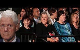 ¿Quiénes son las mujeres presuntamente acosadas por Clinton?
